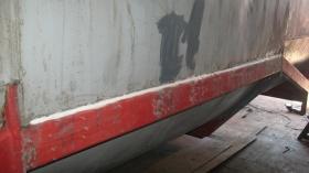 Танк-контейнер в ремонте 8