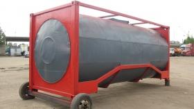 Танк-контейнер после ремонта 4