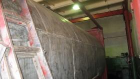Танк-контейнер в ремонте 9