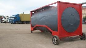 Танк-контейнер после ремонта 5